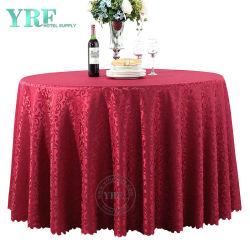 Doek van de Ronde Lijst van het Huwelijk van de Polyester van de Stijl van Yrf de Moderne