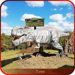 Jurassic Park-Dinosaurier Animatronic T Rex Dinosaurier