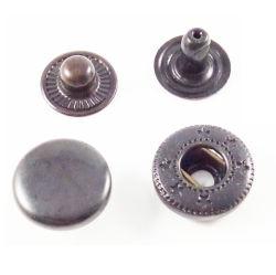 Tasto dello schiocco della molla del metallo di Hans per il rivestimento