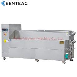 よく使用されるよいクリーニング効果 anilox ローラー洗濯機超音波 中国で製造された CE 認証を持つクリーニング装置