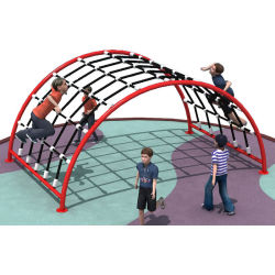 Открытый Детский Скалолазание сверления отверстия сетки фитнес-сенсорных учебное оборудование для продажи груза