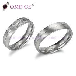 Accessoires de Mode 925 Sterling Silver Wedding Ring Bijoux