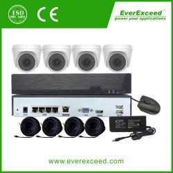 H. 265 Hoge kabeltelevisie van het Digitale Netwerk HD van de Camera van de Definitie 3.0MP Poe IP Volledige Waterdichte Openlucht