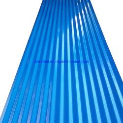 金属板最もよい価格カラー上塗を施してある鋼鉄波形シート
