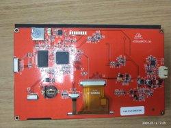 7 pouces TFT écran LCD de 1024x600 Interface Homme Machine un appareil respiratoire