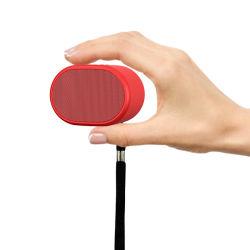 سماعة Bluetooth® محمولة سماعة راديو سماعة صغيرة لاسلكية صبووفر منزلي سماعة BT للهاتف المحمول