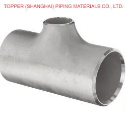 ASTM/ASME/DIN/GB/JIS/en 표준 고품질 심리스/ 용접된 스테인리스 스틸 버트 용접 파이프 피팅 - 티 축소