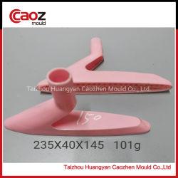 Stampaggio ad iniezione di plastica della spazzola della maniglia usato utilizzato/