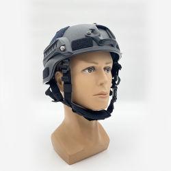 Produit de sécurité d'engrenage tactiques militaires de type IV rapide dans l'ensemble de la police casque Bulletproof