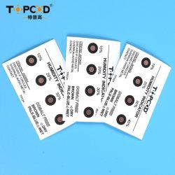 Реверсивный или необратимого чувствительных к влажности относительная влажность воздуха индикатор платы с стандарта JEDEC