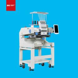 Bai nieuwe hoge snelheid 2 4 6 8 12 Hoofd Factory Borduurmachine met goedkope prijs voor Flat Cap T-shirt Patch voor handdoek van kledingstuk