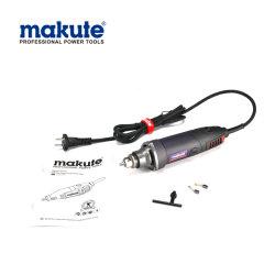 Luftgradschnitt 110V Elektrisches pneumatisches Micro Mini 600W Futter Werkzeugsatz 6mm Satz Schleifbits für Stahl Dg003