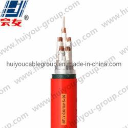 Btte/Btly/BTLE/Bbtrz Flexibles feuerfestes Dämmmaterial 5*25mm Multicore Shield Kabel Feuerwiderstand Kabel