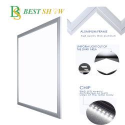 中国の工場595X595mm 600X600mm 620X620mm 300X1200mm 600X1200mm 600X600 300X1200 60X60バックライトのDimmable LEDの軽いパネルの製造業者36W 40W 48W 60W
