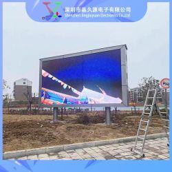P4 P5 HD plein écran à affichage LED de plein air de couleur pour Stadium