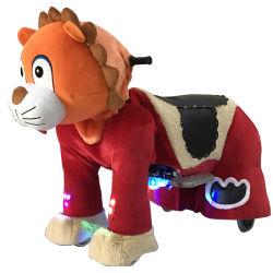 De Elektrische Dierlijke Rit van de leeuw op Stuk speelgoed voor Jonge geitjes