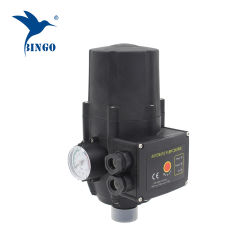 電子水ポンプの圧力制御