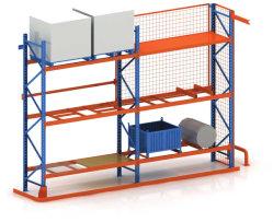 Metais pesados em aço Rack de armazenamento da pilha de paletes com melhor preço de fábrica