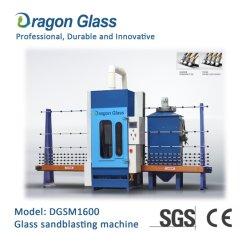 Dragon Glass Dgsm2000 Sandblasting Flat Edger & Variable Mitre Shape تقشير بنيل ميترينج أثناء الغسيل عدم استخدام أي قطع للحفر كسر آلة التلميع