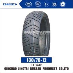 KOOPER 12 дюймовые шины Super износостойких run-flat мотоцикл бескамерные шины для скутера/ шины / шины (130/70-12) в соответствии с ISO E-MARK КХЦ DOT SGS COC SONCAP