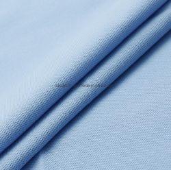Commerce de gros 60s 93% coton 7% Spandex tissu à mailles de tissu de tricotage de vêtements pour le sport