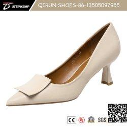 هريرة مضخات يقلق نساء أنيقة على عمل تقليديّ مريحة يدويًّا أحذية EX-21L8022