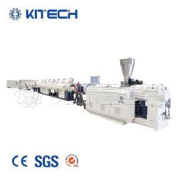 tuyau en PVC haute performance Extrusion Machine Producition