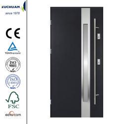 당기기 핸들 EGS-017이 있는 Kuchuan European Steel Glass Door