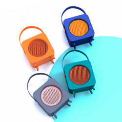 無線Bluetoothのスピーカーのレトロの無線のカードの可聴周波電話小型スピーカーの創造的なレトロのスピーカー