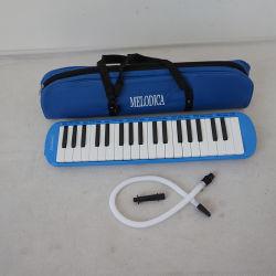 Instrumentos musicais Non-Toxi 37 Key Melodica ABS com saco maleável