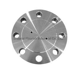 Индивидуальные нестандартные ASME B16,5 стальная Фланцевая заглушка