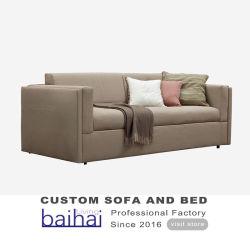 Base di cuccetta moderna all'ingrosso del sofà del popolare di ordine di progetto dell'hotel di prezzi bassi della tappezzeria