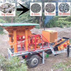 Stein/Kiefer/Kegel/Schlag/Hammer/Stein/Bergbau/Mineral/Mobile Crusher for Quarry/Asphalt/Granit/Kobble/Kalkstein/Erz/Gold Crushing Machine/Grinding Machine/Ball Mill