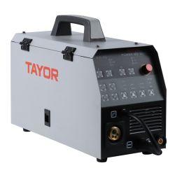 digital Inverter Gas-Shielded MIG/MMA/TIG IGBT 힘 Ms 200c 다기능 용접공 MIG 용접 기계