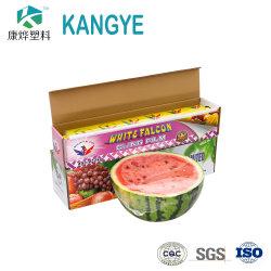 Plástico de envolver alimentos Película adherente de PVC