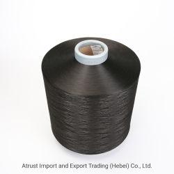 De alta calidad china escama de PET reciclado DTY hilo de poliéster 300D/96f