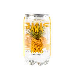 Élisée Barnd Hot Sale Saveur d'Ananas Soda pétillant fabriqués en Chine de l'eau de la bulle