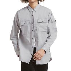 Мужчина моды длинной втулки повседневный кофта с возможностью горячей замены продажа мальчиков футболка нового дизайна мужчин футболка