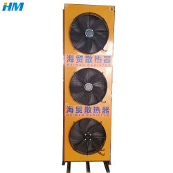 Grande Ar Hidráulico / Água / Resfriador de Óleo Radiador Trocador de Calor do Compressor de ar do arrefecedor final do Resfriador de carro do permutador condensador do radiador reprodutores Fabricação Factory