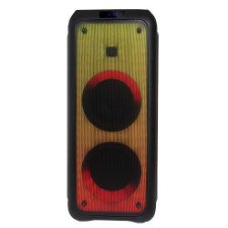 테메성 블루투스 오디오 휴대용 전문 DJ 홈시어터 시스템 사운드 바 서브우퍼 스피커