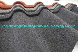 Mattonelle di tetto d'acciaio rivestite della pietra variopinta Mixed del tetto dello stagno dei materiali da costruzione del metallo