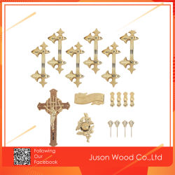 Js-HS9001#の熱い販売の棺は棺のアクセサリを扱う