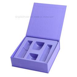 Kundenspezifische Spitzenkosmetik stellten Geschenk-Beutel-Geschenk-Kasten ein