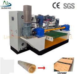 CNC 4 футов настроить шпона дерева пилинг машины токарный станок деревообрабатывающий станок от