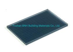100% нового материала темного цвета из поликарбоната PC полой листа крыши