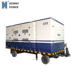 De Diesel van de Motor van Cummins Bewegende Aanhangwagen 250kVA van de Generator