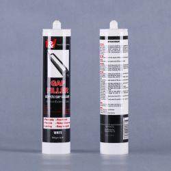 Adesivo de Silicone Acetoxy OEM para estanqueidade e aplicação de colagem