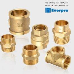 L'ottone ha forgiato il gomito/accessorio per tubi d'ottone, montaggio unito del tubo (EFC-CMF38)