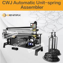 Colchão de molas Bonnell automática Máquina Montador Cwj