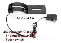 O Aquário de LED Light 5W para tanques abertos com menos de 18 polegadas